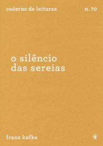O silêncio das sereias