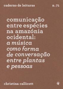 Comunicação entre espécies na Amazónia ocidental